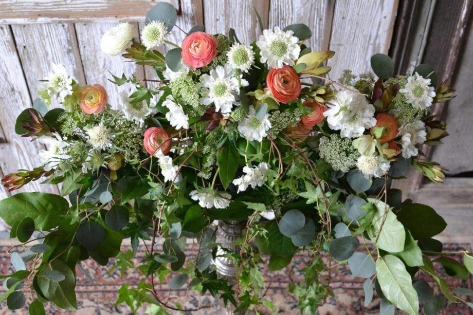 Virginia Wedding Florist Amanda Burnette Spring Flowers Candelabra_0003.jpg