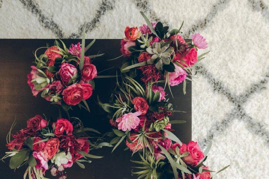 Virginia Wedding Florist Amanda Burnette Summer flowers Betty Clicker Photography Succulent Wedding bouquet_0001.jpg